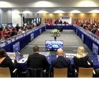 Συμμετοχή του Συλλόγου Κωνσταντινουπολιτών στη Συνδιάσκεψη του ΟΑΣΕ στη Βαρσοβία, 16 Σεπτεμβρίου – 27 Σεπτεμβρίου 2019